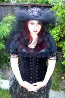 Gothic Hat by wickedsmileys