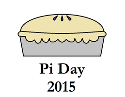 Pi Day 2015 by nogirl70