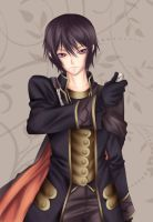 Lelouch Lamperouge by Tinvelin