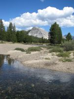 View from Tuolumne Meadows by LucyofChaos