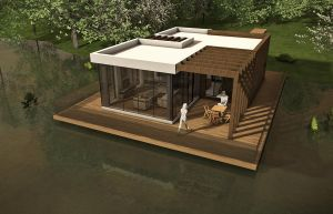 lake house ext 1 by chivote