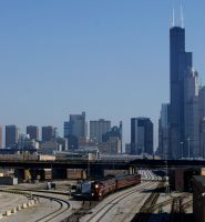 Leaving Chicago by JamesT4