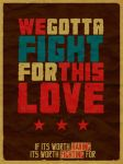 Fight for this Love by catolove