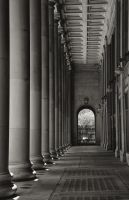 Columns Union Station Chicago by NDCott
