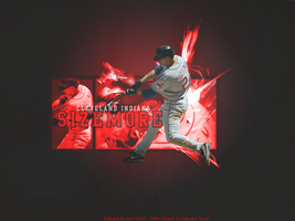 Grady Sizemore Wallpaper by Kdawg24