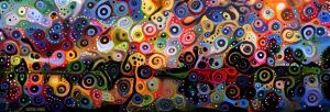 Colorful Circles by dlitefulimagez