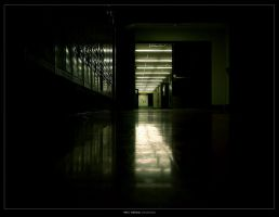 4x6 - Out of Normal - Hallway by budmedia
