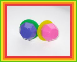 Clay Ring Pops by softbluecries