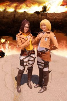 Attack on Terrible Photoshop by PaXingCai