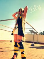 Lily Vocaloid by XNat-atNX