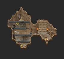 rpg maker prison map by ChampGaming