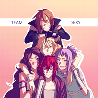 Team Sexy in da house by BayneezOne