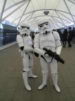 Stormtroopers by MeglifKaddy