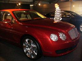 SIAB 07 - Bentley Flying Spur by AxelSilverwolf