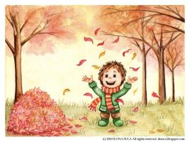 Autumn fun by Ilona-S