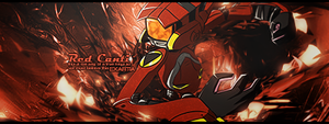 Red Canti Sig by Exartia