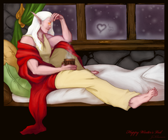 WRAnet Holiday Exchange by jess-o