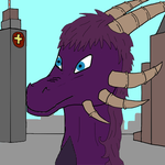 Saphira in New Moscow ( bd ) by byzance123