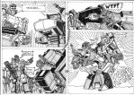 Megatron vs Shockwave for the Decepticon command! by conradknightsocks