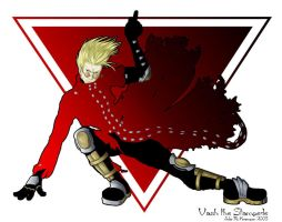 Vash the Stampede by jrk01