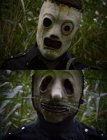 Slipknot Cosplay - If looks could kill by Hexalot