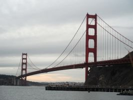San Francisco Bay by TheCat101