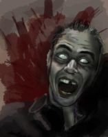 Paulo the zombie by guang2222