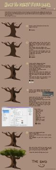 Tutorial #1 : Tree Bark by Mowito