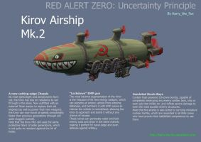 RA-Z Kirov Mk 2 first version by Harry-the-Fox