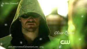 Oliver Queen, the Green Arrow by MrsCromwell