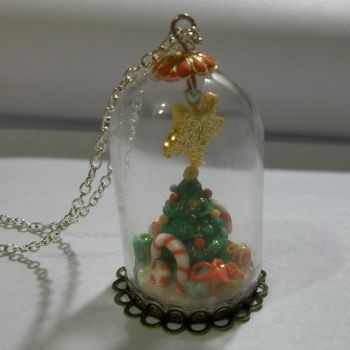 contest entry-waterless snowglobe by CraftMuse