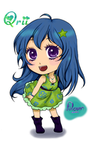 Amour Sucre 4 Plan De Vol   Chibi Lynn Ink By Xian by Raven--Nightray