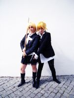 The Kagamines - Secret Police by happygirl555