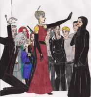 Mockingjay Finale - Sins of the Father by 13foxywolf666
