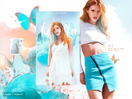 Bella Thorne by monagory