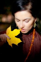 Fragment of autumn by FreeMaind