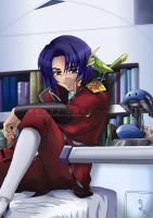 Athrun's Room - To +Tylon+ by chopaface