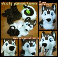 Husky partial suit by dragon-x2