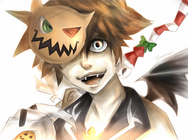 KH:Sora by Kinemesi