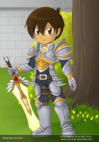 chibi Artix by Mar-hirari