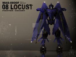 MAS-0800F Locust by CORNBREAK