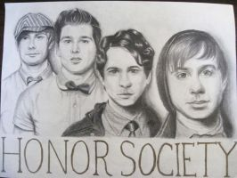 Honor Society by living4music