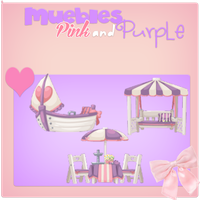 Muebles Pink And Purple by Pandita10