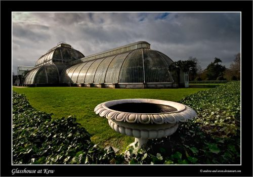 Glasshouse at Kew by Andrew-and-Seven