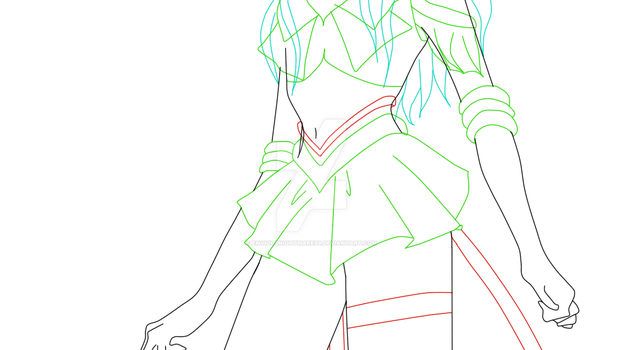 Sailor Minox W.I.P. by EnviousNightmare99