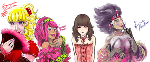 collab: drag queens by Steetch