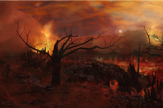 Muspelheim by TheNaughtyPirate