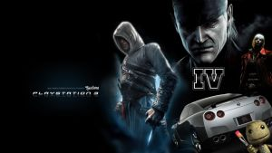 ps3 wallpaper by Assidous