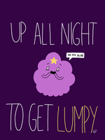 Up All Night by EGLemming
