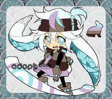 Adoptable: Floe Species 11 [CLOSED] by tofumi